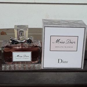 Brand New Miss Dior Absolutely Blooming 3.4oz